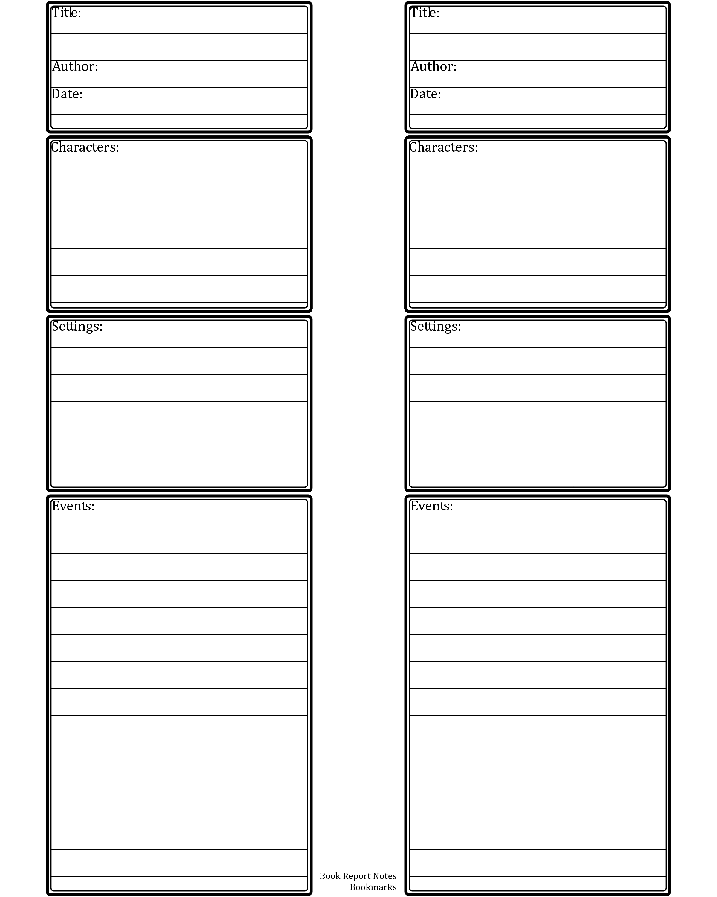 book report templates for highschool students book report printable handout for teachers and students k book report printable handout for teachers and students k