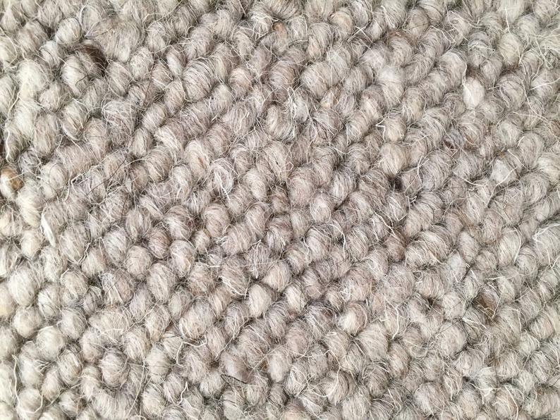 Best Alfa Stone 100 Wool True Bullnose™ Padded Carpet Stair 640 x 480