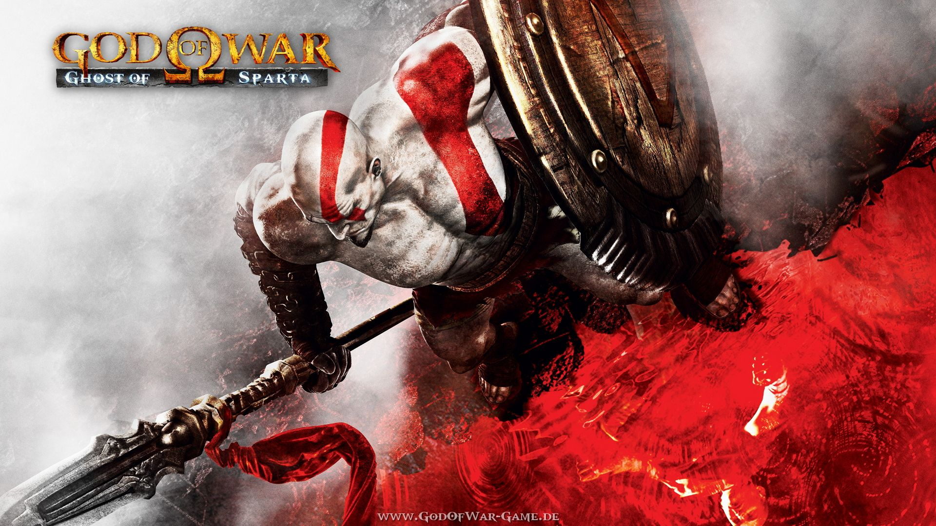 God Of War Ghost Of Sparta Psp Pc Android Version Games