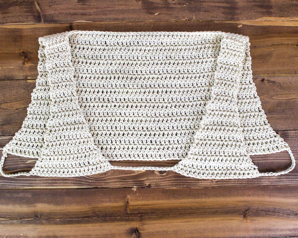 Goldenrod Tank Top Free Crochet Pattern - Winding Road Crochet