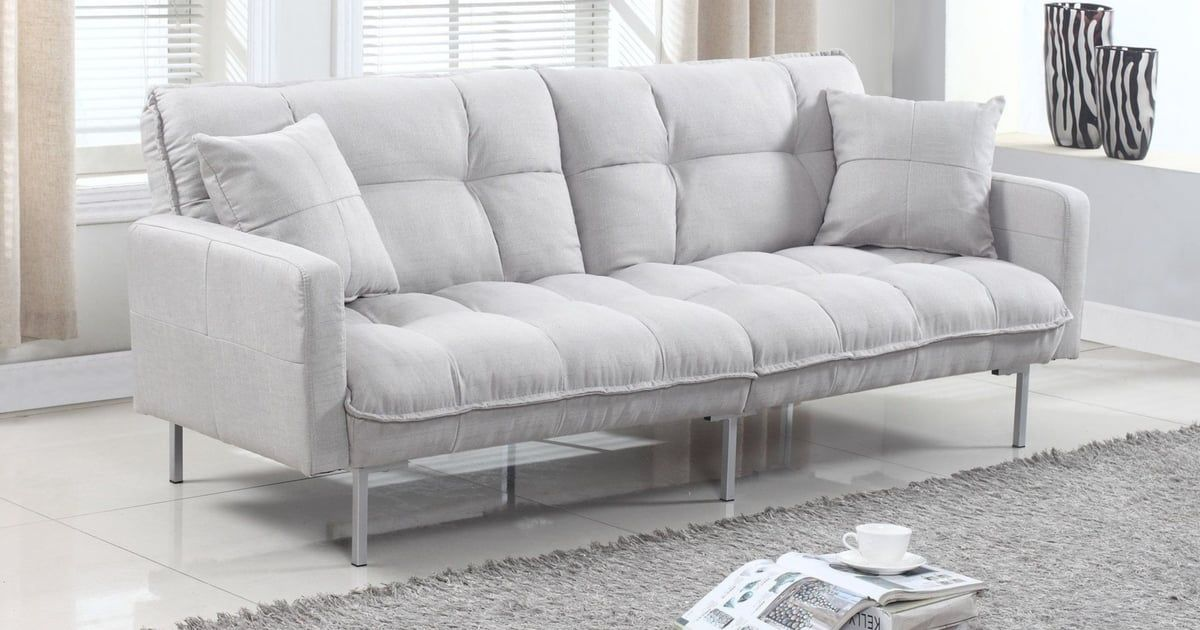 11 Surprisingly Stylish Sleeper Sofas Perfect For Small Spaces