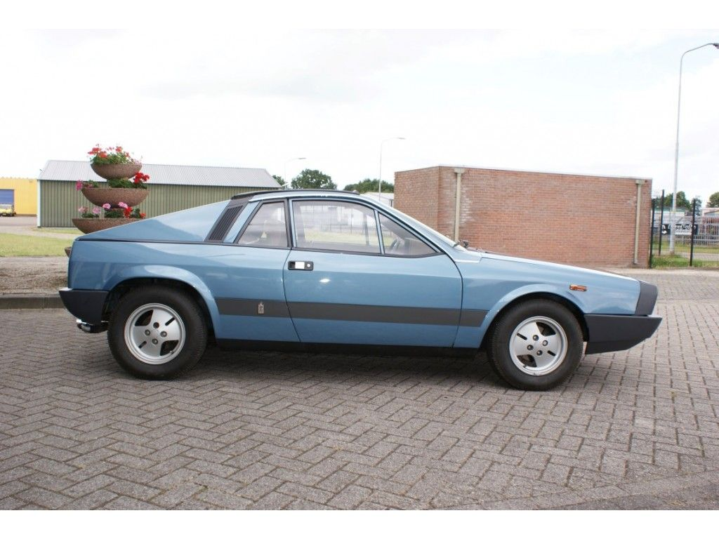 Lancia Beta Monte Carlo Spider  With Images