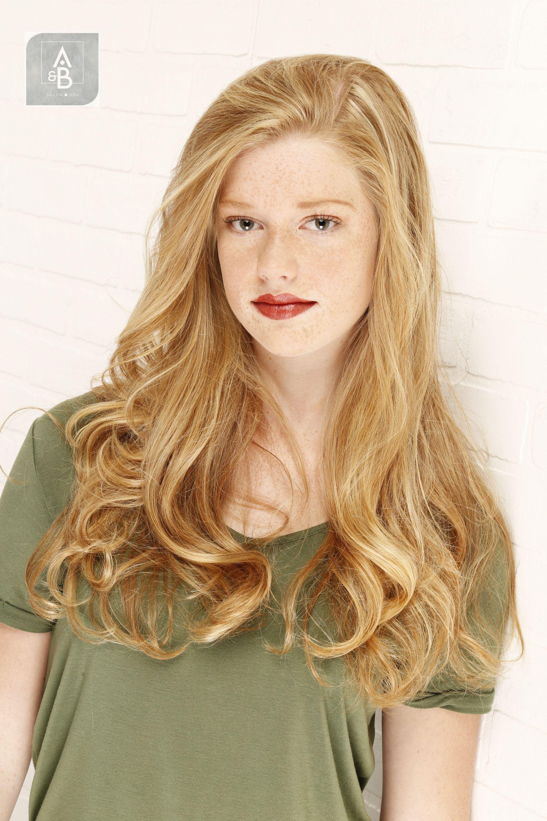 long hair, strawberry blonde hair, red hair, beautiful hair, curls