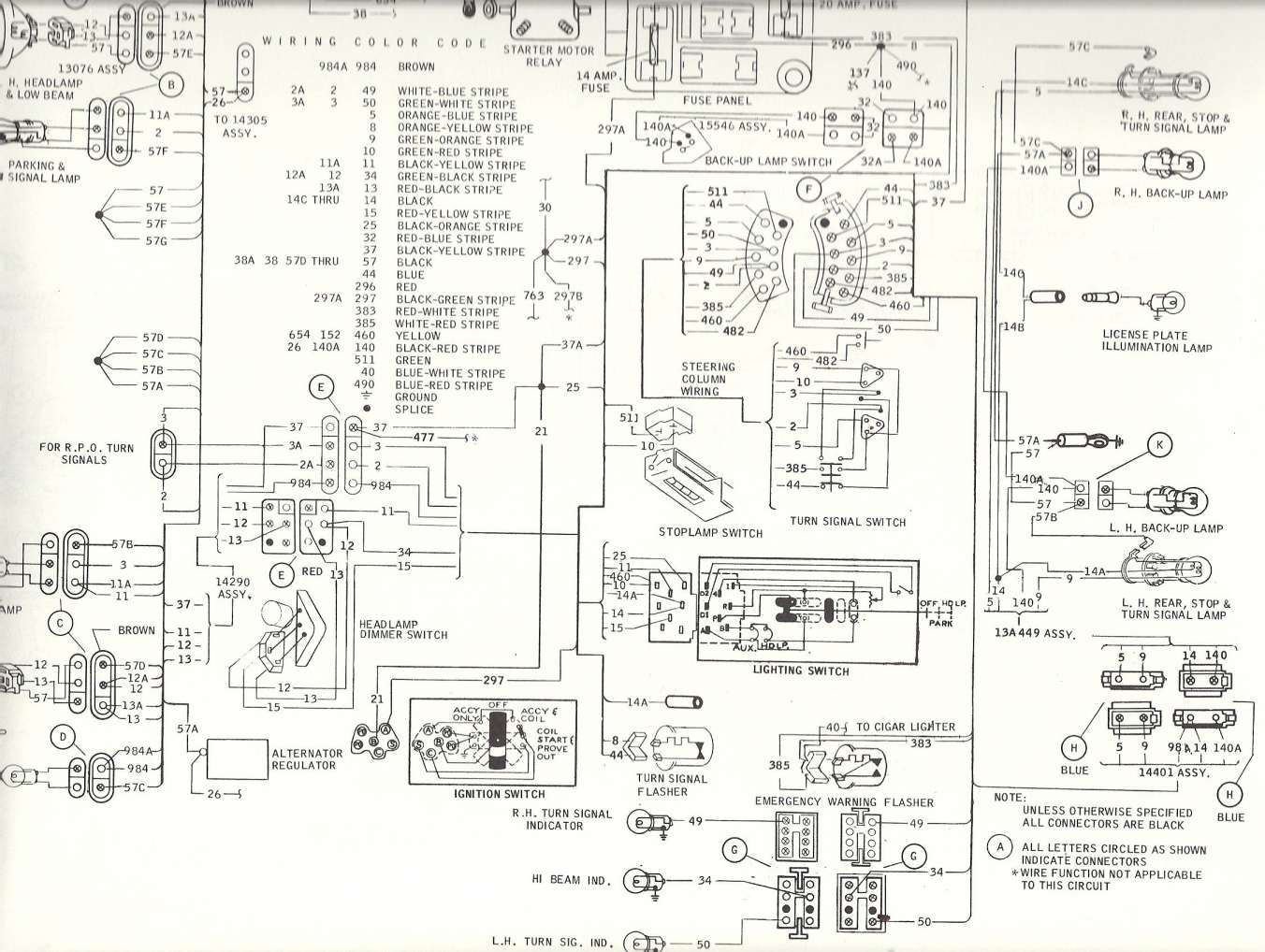 15 Mustang Engine Wiring Diagram