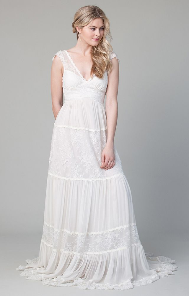 New Designer Trunk Show: Kite & Butterfly - Bella Lily Bridal | Kite ...