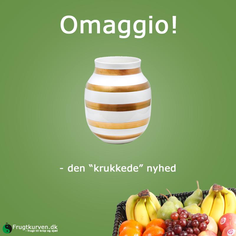 Hos os er der nok til alle  Se mere om frugtkurve til din arbejdsplads på: www.frugtkurven.dk  #frugt #vase #omaggio #vasegate #frugtkurven