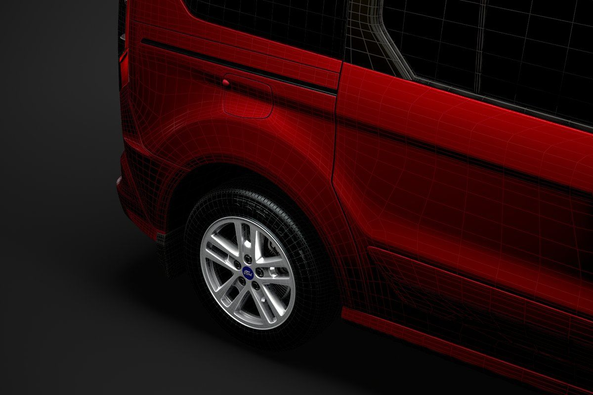 Ford Grand Tourneo Connect 2020 Sponsored Ad Choose Models