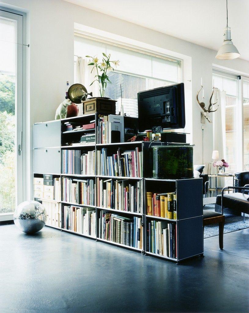 Pin von Sanghun Heo auf interior | Bücherregal raumteiler ...