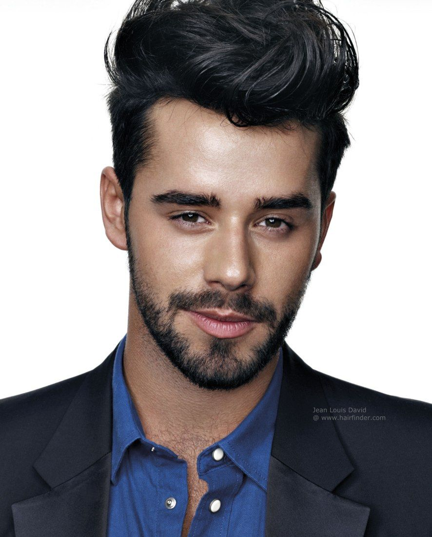 Beard styles for oval face and how to save sideburn http