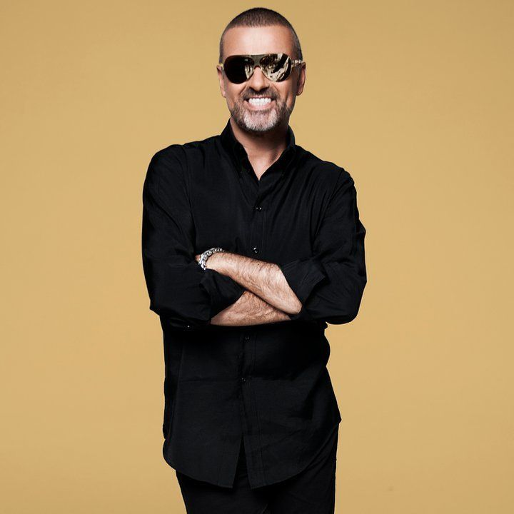 George Michael Photos and pics.