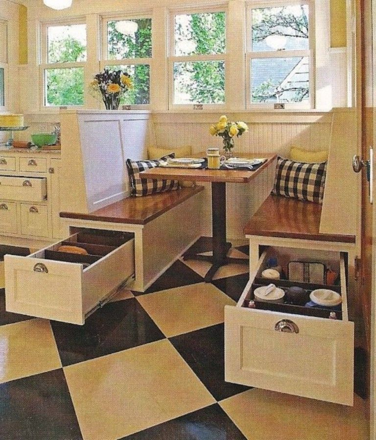 30 stunning breakfast nook design ideas to try at home on incredible kitchen designs that will make you need to repeat yours id=20240