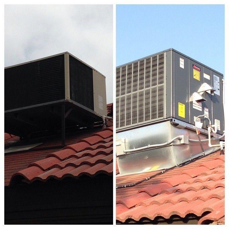 Roof Mount Ac Unit in 2020 Ac units, Heat pump air