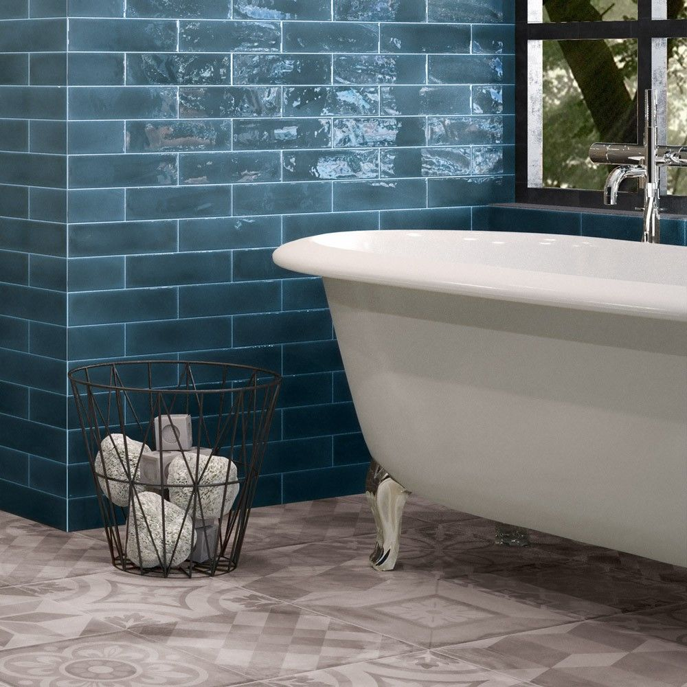 Opal Marine | Wall Tiles | Porcelain Superstore | Bathroom Ideas ...