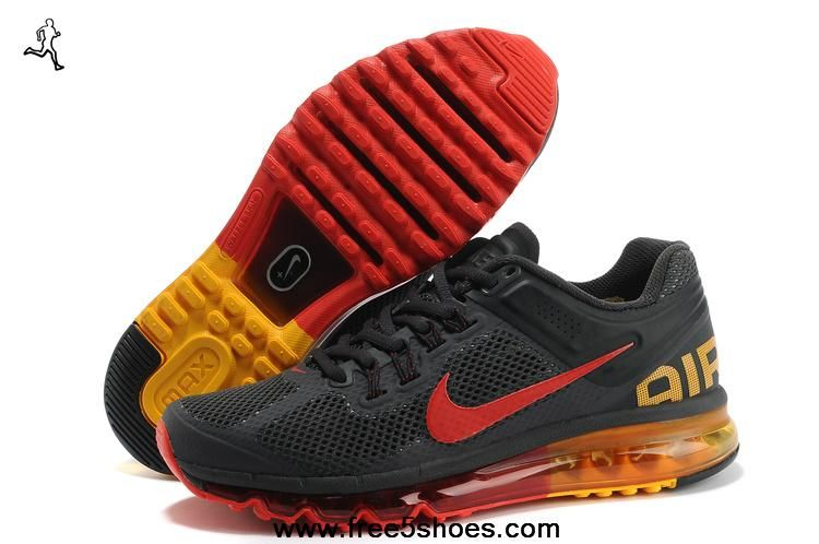 2014 2013 Red 068 Charcoal Dark 554886 Nike Air Chilling Max Mens rqUw64Ir