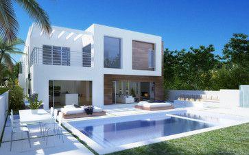 Maryland - modern - exterior - 3DR Design Studio
