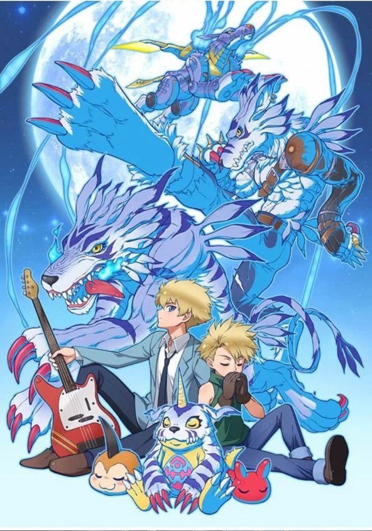 Digimon Dragon's Shadow: Mat e gabumon
