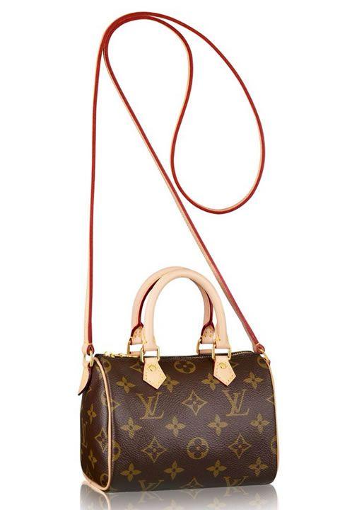 Nano Sdy Bag Louis Vuitton