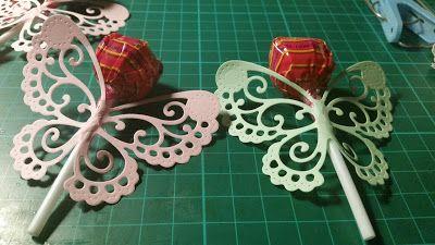 CreaDivertendo: Farfalle o ciupaciupa