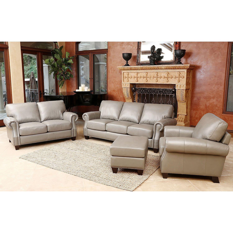 Fabulous Helena Top Grain Leather Sofa Loveseat Armchair And Cjindustries Chair Design For Home Cjindustriesco