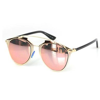 a58bd8d156 Sunglasses Women's Modern / Fashion Cat-eye Black / Silver / Gold  Sunglasses Full-Rim 2016 - $11.99