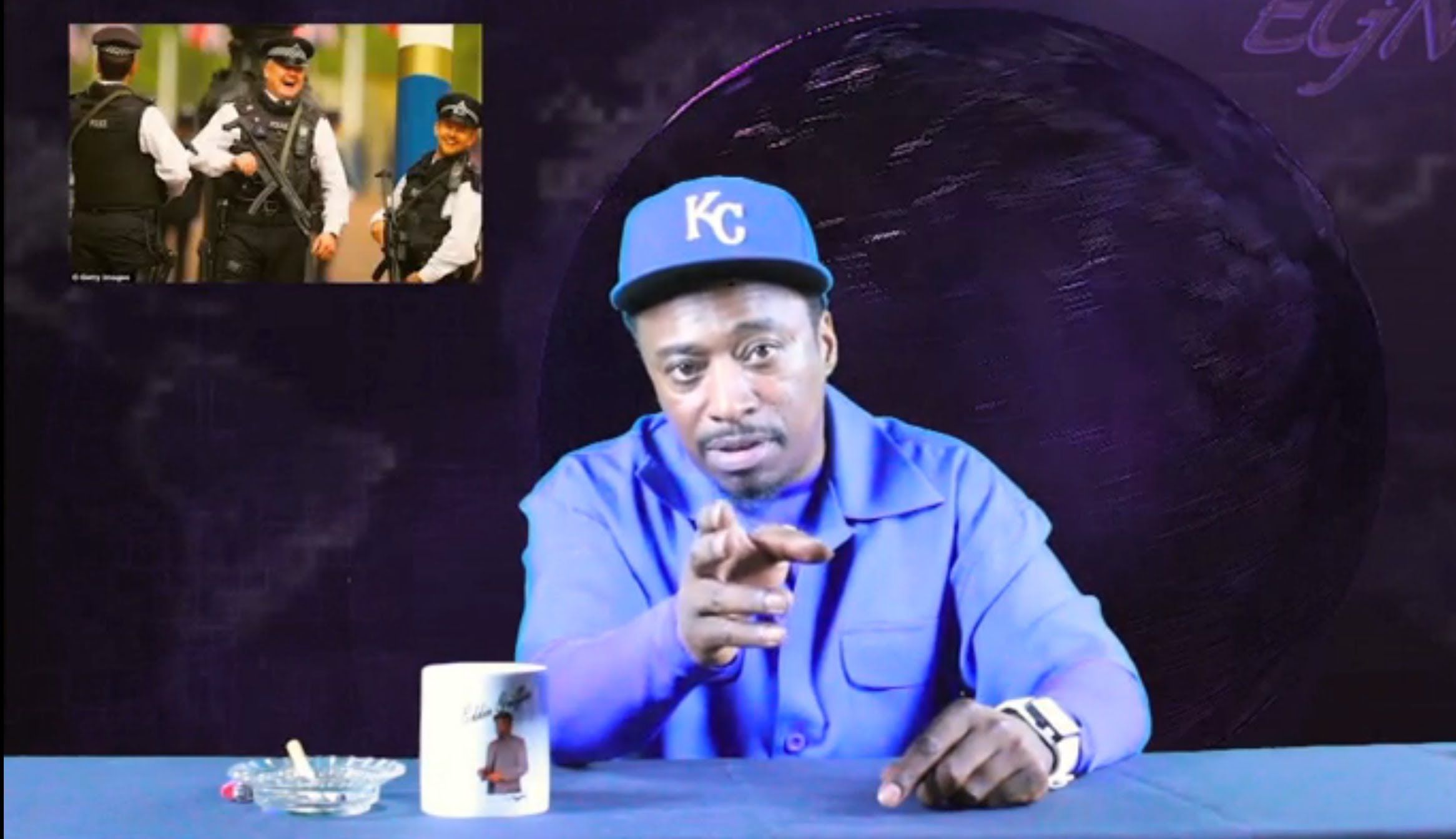 Something going on with the Po-Po's | Eddie Griffin News #5