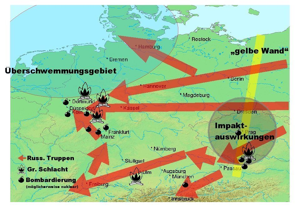 Karte Irlmaier