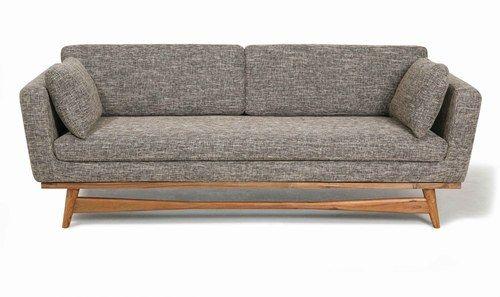 Déco Vintage Craquez Pour Les Années Dundee Vintage Modern - Canapé 3 places pour deco site