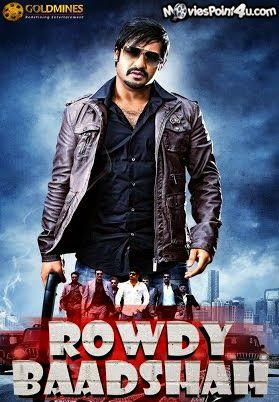 Rowdy Baadshah (2014) Hindi Dubbed 720p HDRip Watch Online