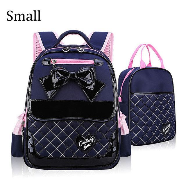 e920219d24c Children School Bags For Girls Kids Primary School Backpacks High ...