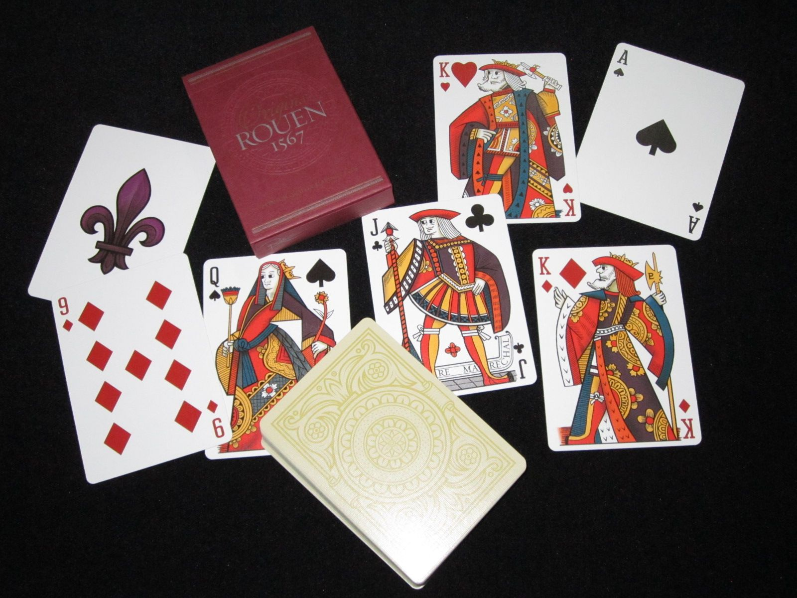 Table games such as cards and dice became synonymous with