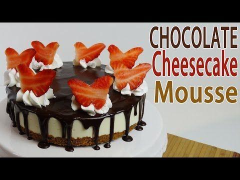 Doble Chocolate Cheesecake Mousse | Receta Fácil y Original