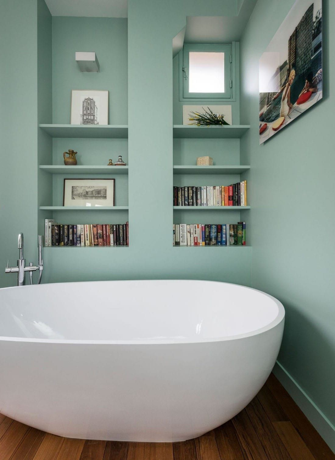 44+ Salle de bain vert deau et bois ideas in 2021