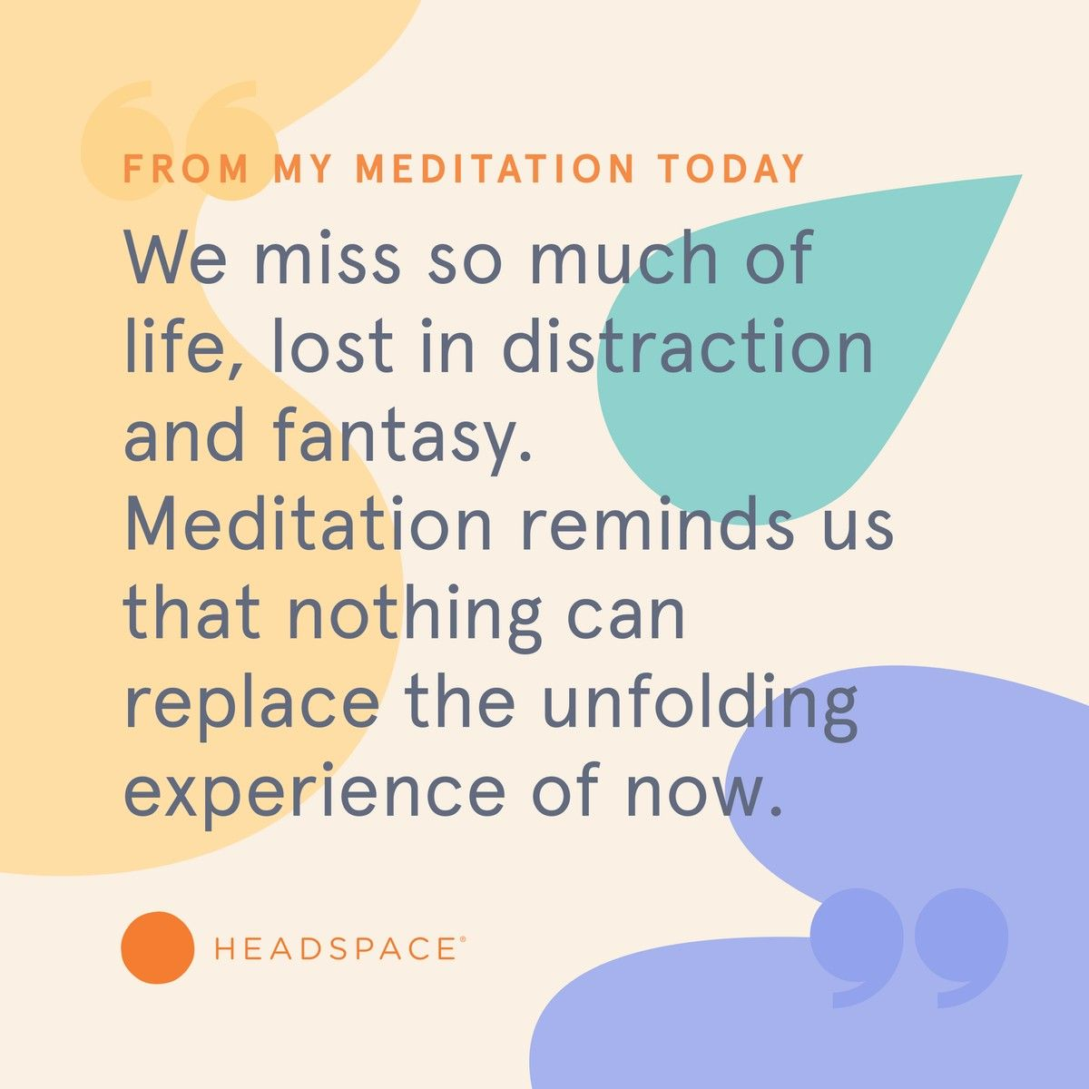 Pin By Akshay Shetty On Headspace App Thoughts