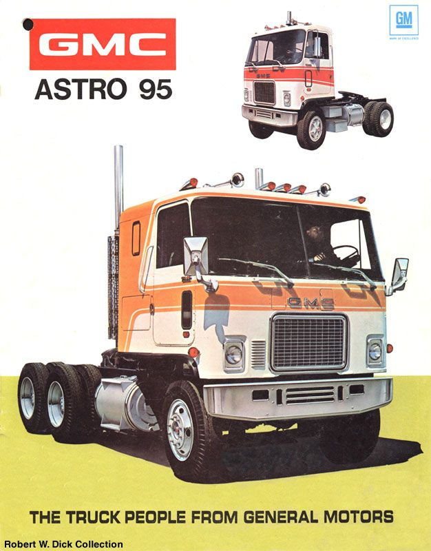 Pin On Classic Truck Brochures