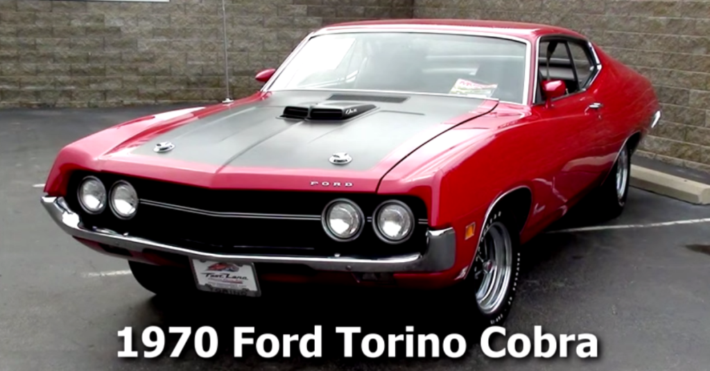 Best Muscle Cars By HQ See One Of The 1970 Ford Torino Cobra Could Keep Up With Mustangs