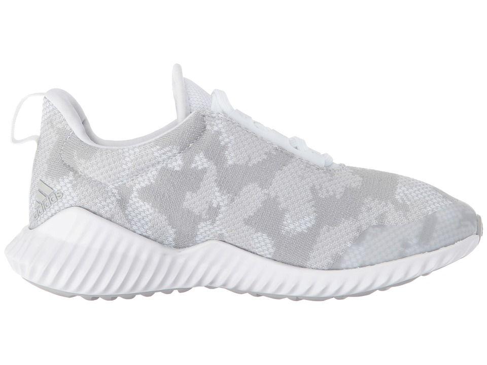 225844c2d08 adidas Kids FortaRun Wide (Little Kid Big Kid) Kid s Shoes White Grey