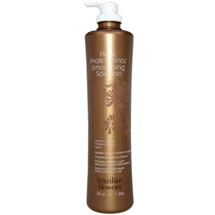 Acai Professional Smoothing Solution In 2020 Brazilian Blowout Hair Care Brands Fragrance