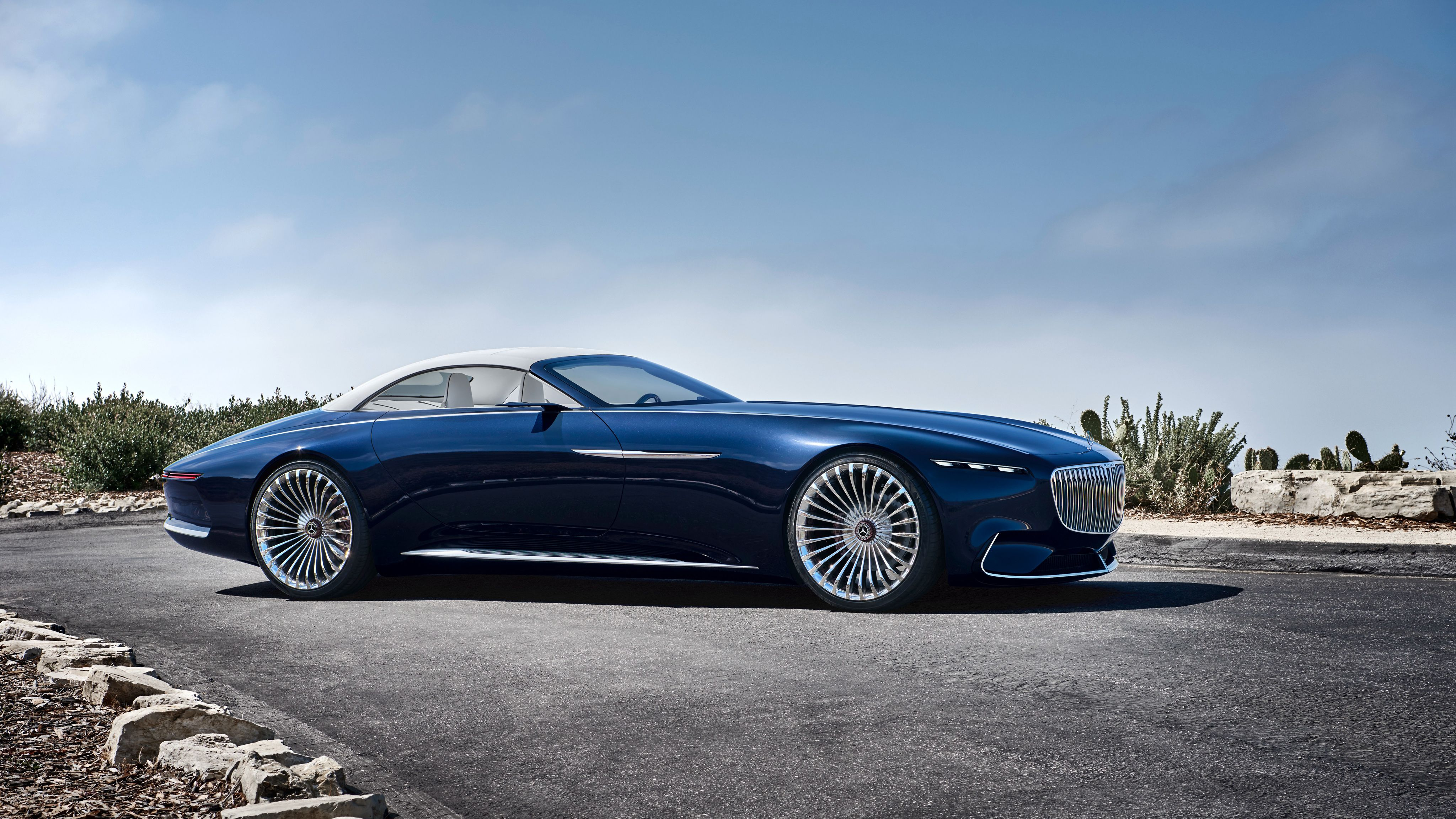 Vision Mercedes Maybach 6 Cabriolet Wallpaper For Mac 4pp Cars
