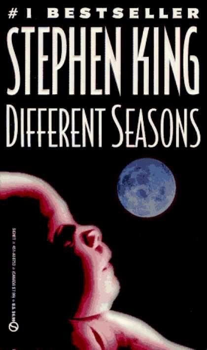 Stephen King Books Different Seasons Signet Stephen King