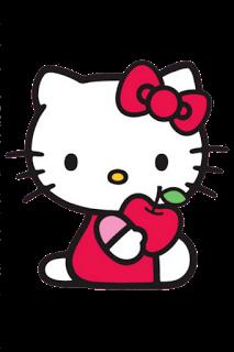 9 Bellos Cliparts E Imágenes De Hello Kitty. Descarga Gratis. | Marcos  Gratis Para Fotografías.