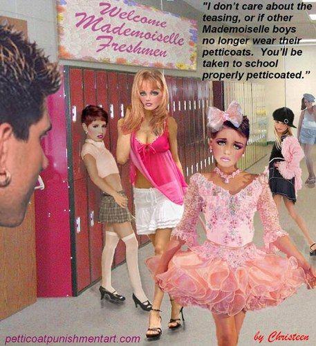 Tg sissy girl dating kunst
