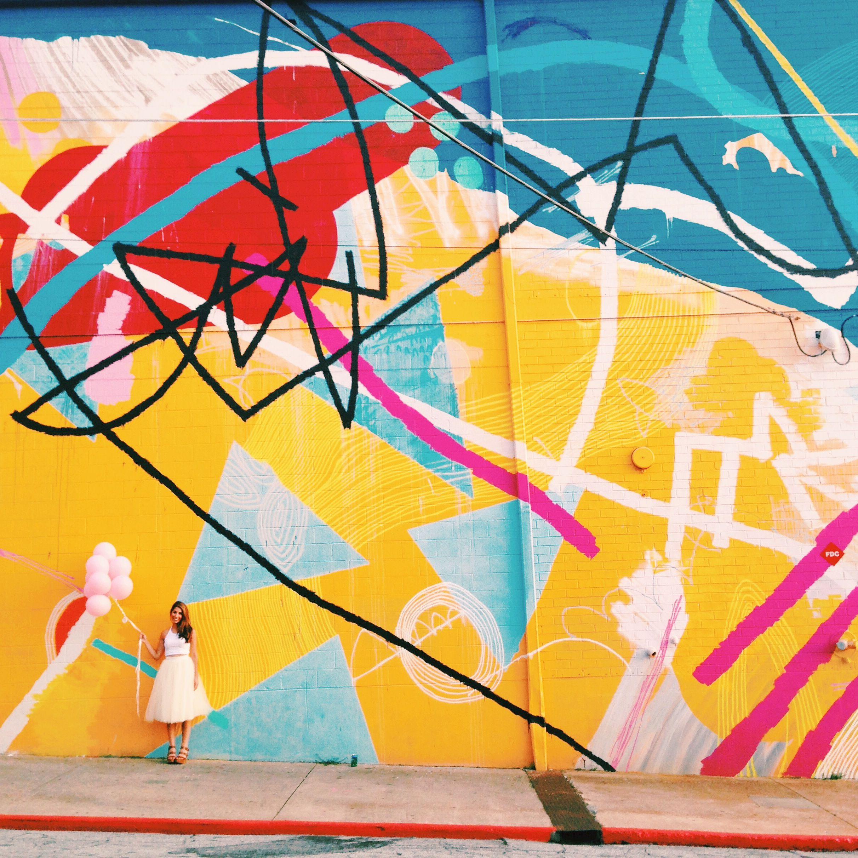 Alcohol Inks on Yupo   Street art