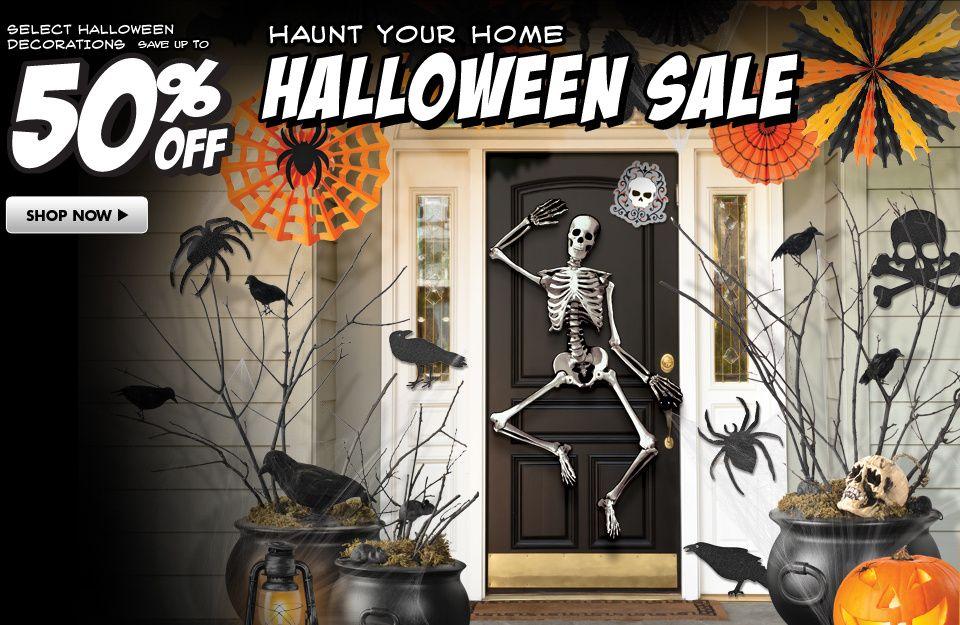 Party City Halloween Halloween Outdoor Decorations Halloween Porch Decorations Fun Outdoor Halloween Decor