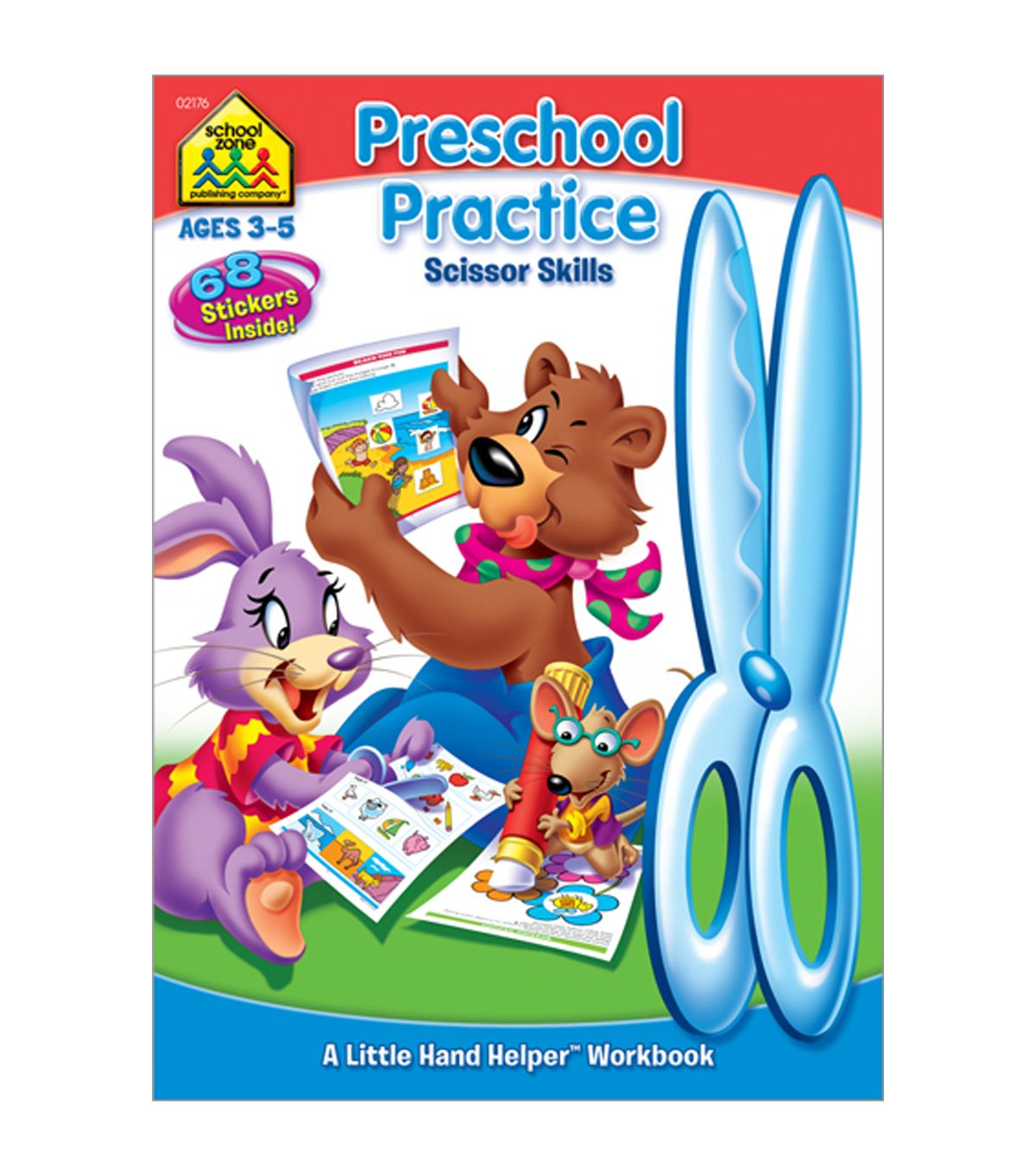 Workbooks Preschool Practice
