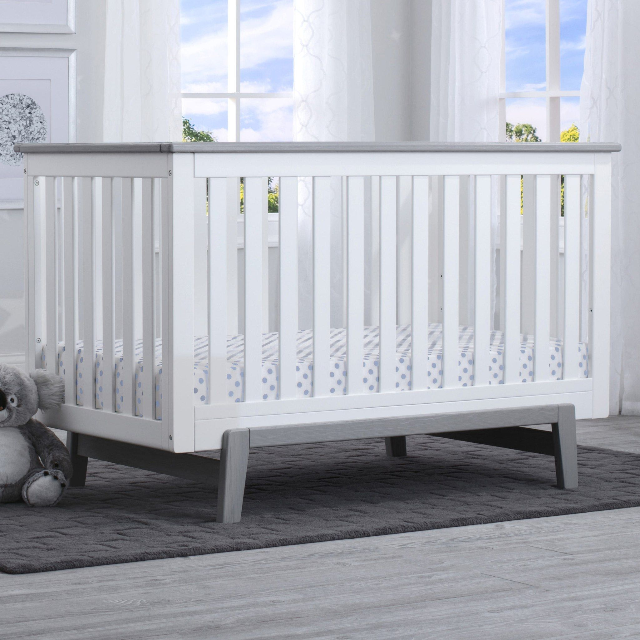 elephant bed cribs baby r full room crib themes us target size sets bedding nursery for of walmart girls babies