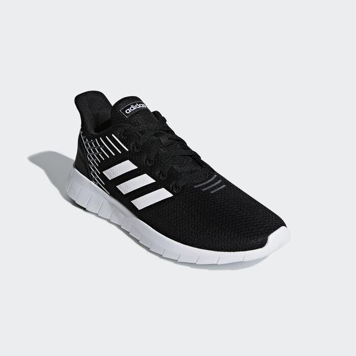 Asweerun Shoes Black Mens | Shoes, Black shoes, Black adidas