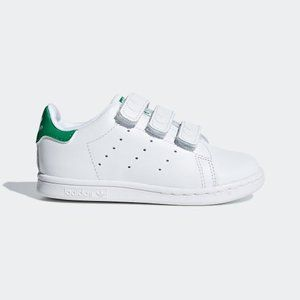 Sneakers BZ0520 ADIDAS SHOES White Stan Smith and Green Boy