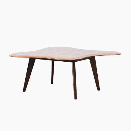Schottischer Walnussholz Cloud Tisch von Neil Morris für Morris - tisch für wohnzimmer