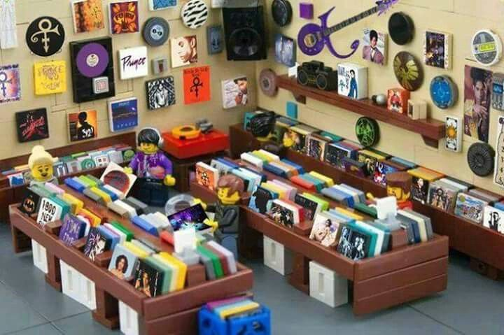 Image result for Prince's wrecka stow in Minneapolis