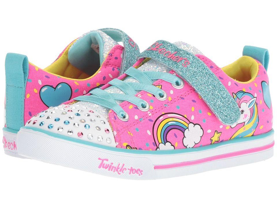skechers twinkle toes big kid
